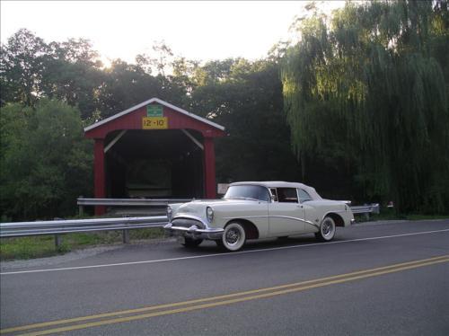 Frank Garcia Covered Bridge
